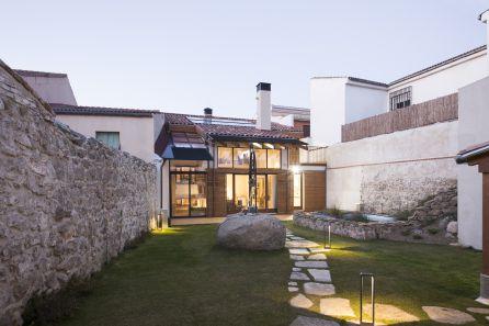 Noticias vila dos edificios abulenses premiados por su - Arquitectos en avila ...