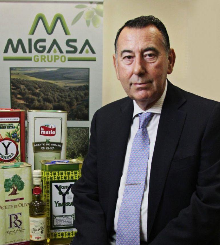 Presidente de Alimentación Ybarra