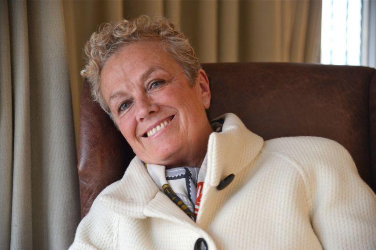 La oncóloga Ana María Casas coordina la jornada 'Frente al cáncer un esfuerzo conjunto'