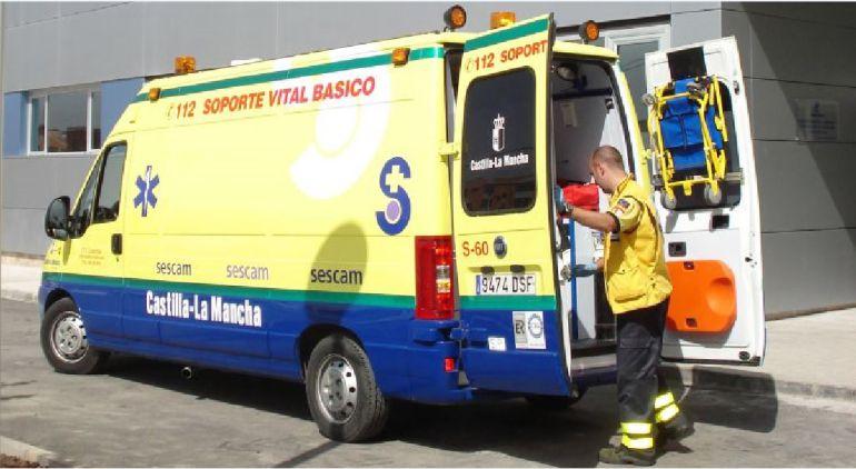 Veinte empresas optan al transporte sanitario terrestre en Castilla-La Mancha