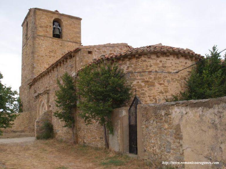 Inauguradas las obras de la iglesia de san pedro ap stol - Arquitectos en soria ...