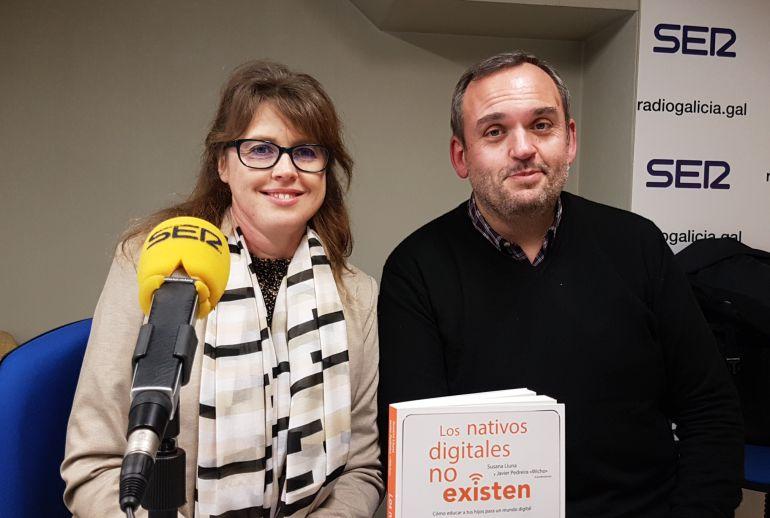 Fátima Doval y Javier Pedreira <<Wicho>>