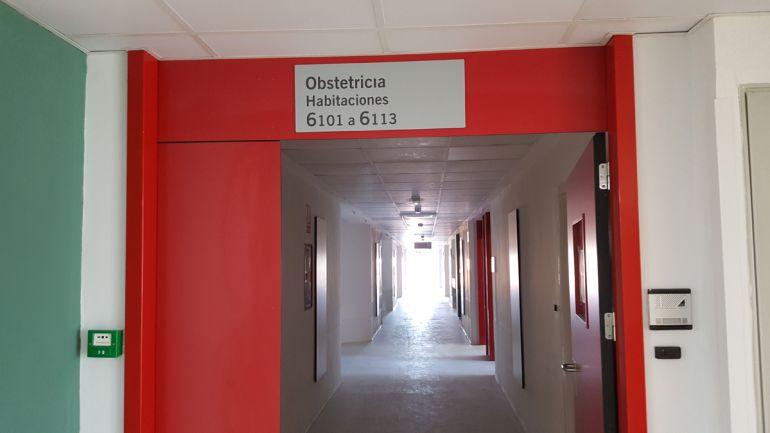Reforma del viejo hospital de Traumatología de Granada