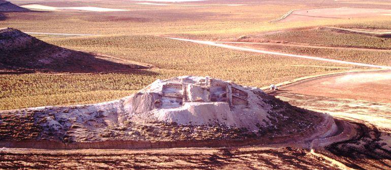Yacimiento de Los Dornajos en La Hinojosa (Cuenca).