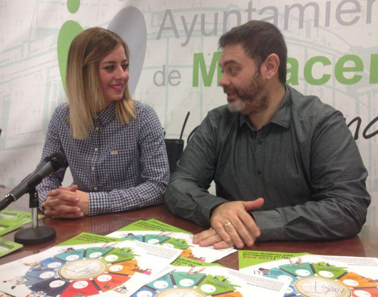 Presentación del presupuesto municipal de Maracena para el 2017 por el equipo de gobierno