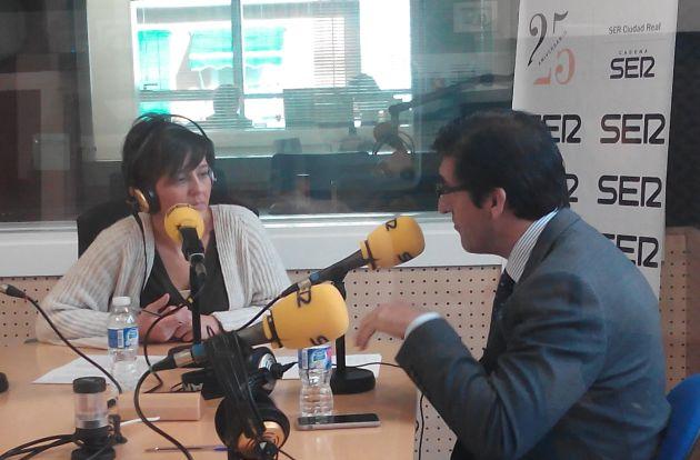 """Caballero: """"Necesitamos un líder ganador dentro y fuera del PSOE"""""""