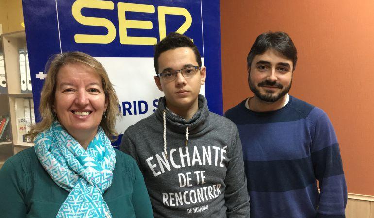 Directores, alumnos y profesores implicados en Erasmus+