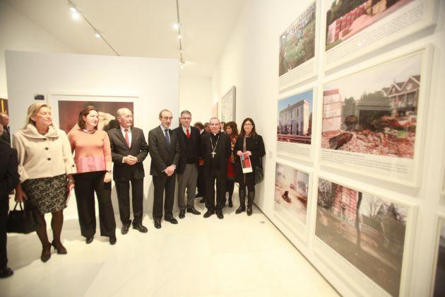 La muestra ya se puede visitar en el Palacio Episcopal de Málaga