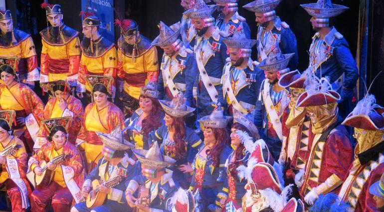 C diz la sentencia del caso n os ya tiene letra en el for Cuartos de final carnaval 2017