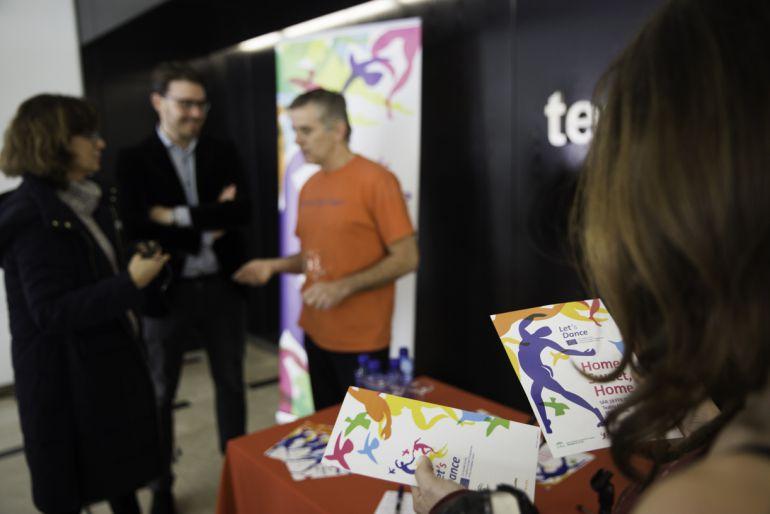 Presentación del espectáculo 'Home, Sweet, Home' en Granada