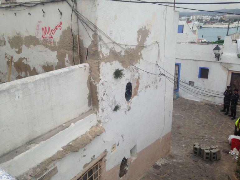 Imagen de archivo del barrio de Sa Penya