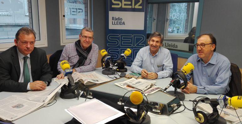 'Políticament Correcte' amb Carmel Mòdol, Ramon Alturo, Paco Boya i Jordi Montanya