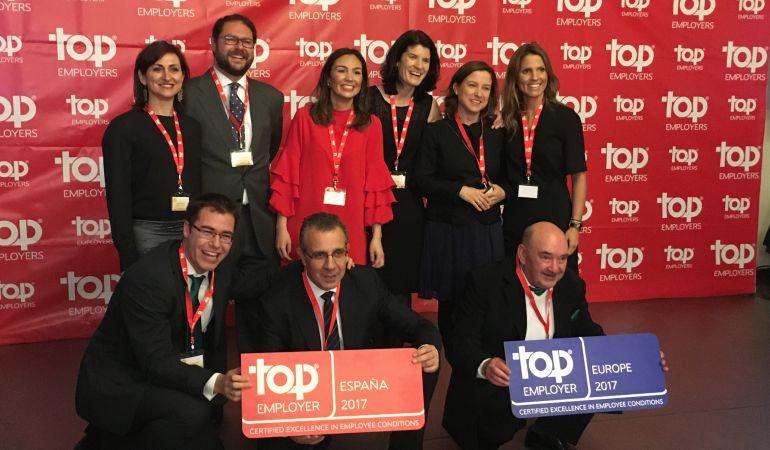 Heineken heineken reconocida entre las mejores empresas - Trabajar en facebook espana ...