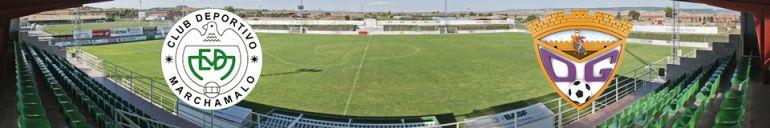 Marchamalo Guadalajara: El Deportivo Guadalajara vuelve a Marchamalo 10 años después