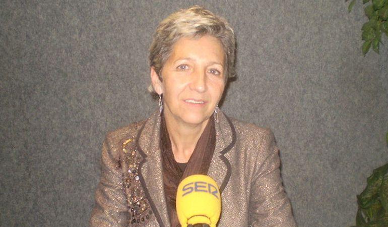 Lydia Martínez, portavoz del PSOE Tres Cantos