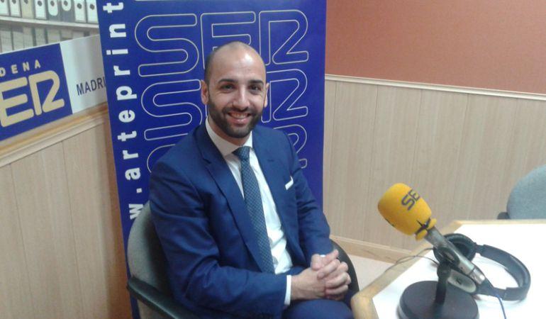 Alberto García de Prádena, es uno de los socios del Grupo Prádena.