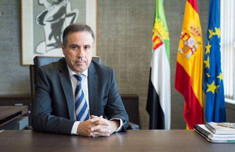Juan Pedro León, Director Gerente del SEXPE