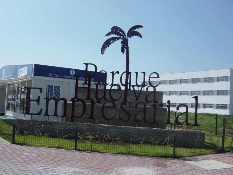 Panorámica del Parque Huelva Empresarial
