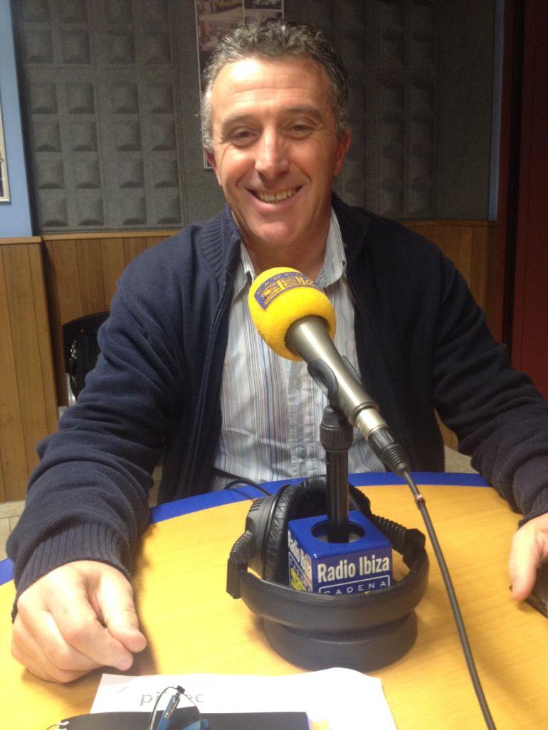 El Presidente de PIMEEF, Alfonso Rojo