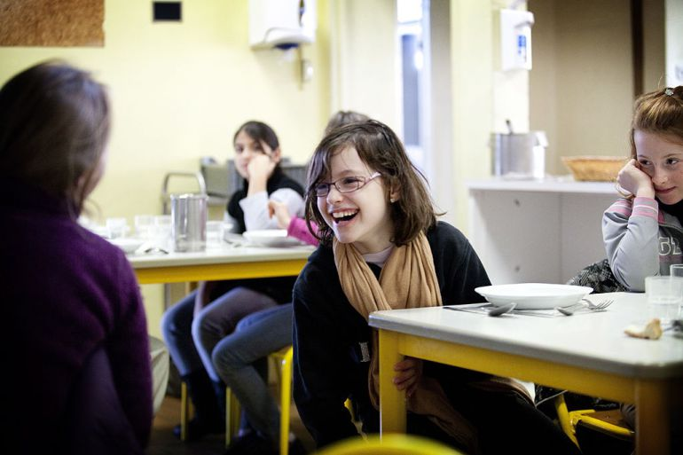 La alcaldesa defiende 39 la calidad 39 de los comedores - Comedores escolares normativa ...