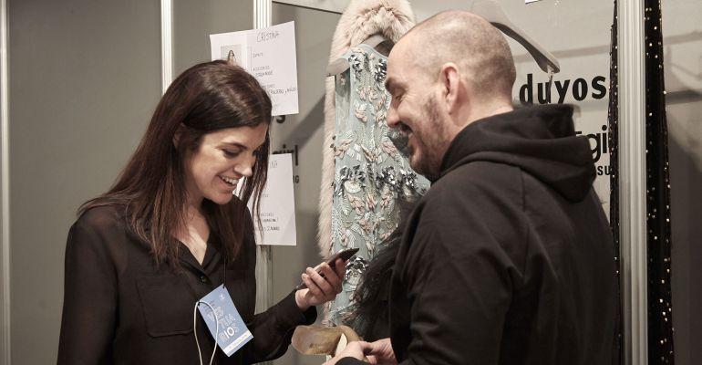 Juan Duyos, premio L'Oreal a la mejor colección