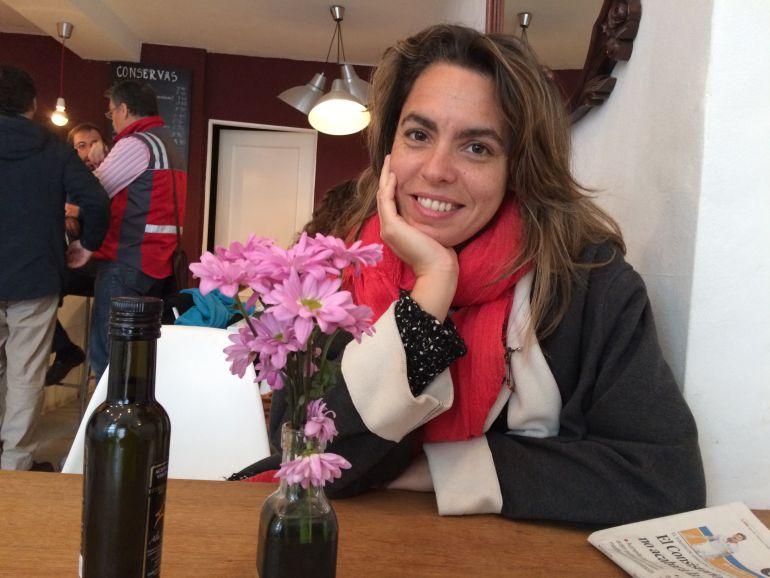 Lourdes Pastor de la Plataforma de Apoyo al Lobby Europeo de Mujeres
