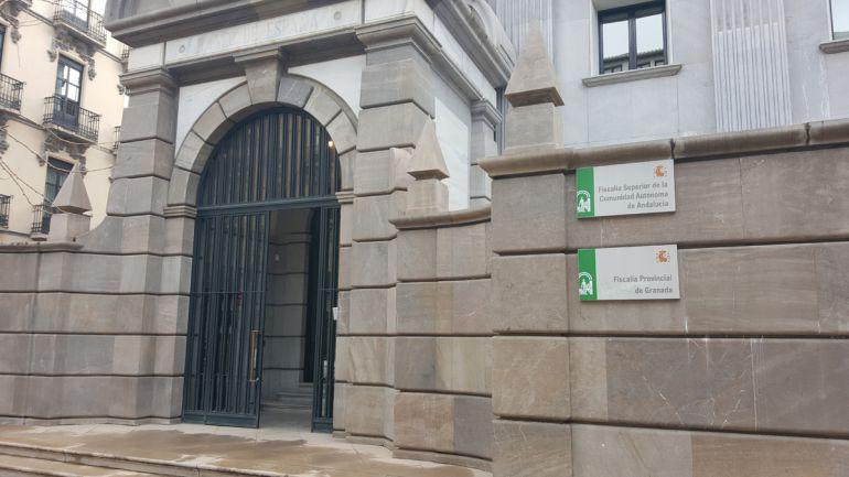 Sede de la Fiscalía Superior de Andalucía y la Fiscalía de Granada en la capital granadina