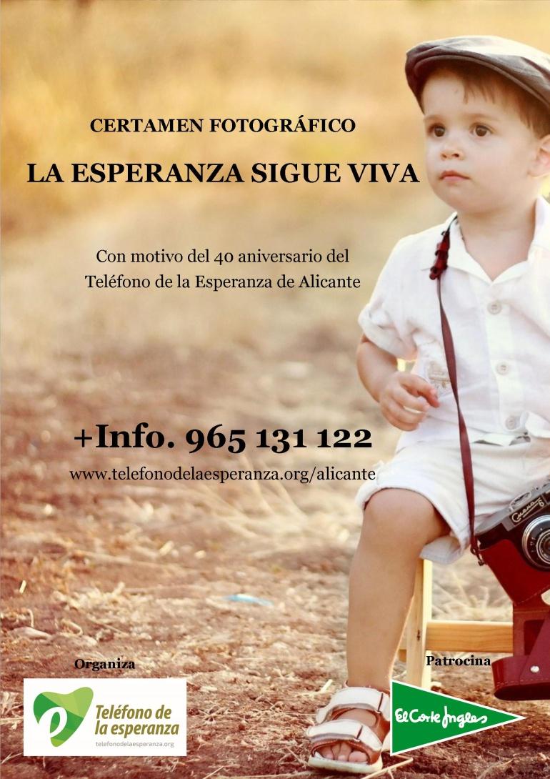 El Teléfono de la Esperanza de Alicante cunple 40 años