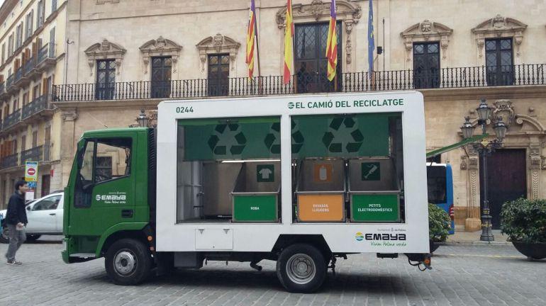 Emaya retira los contenedores de aceite usado y cambia el sistema de recogida