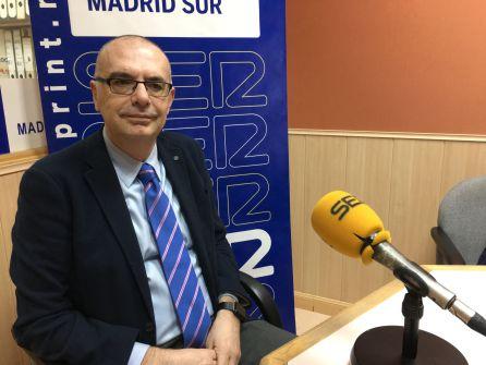 Jorge Alonso Zafra, director del 'Instituto para el Estudio de la Esterilidad'