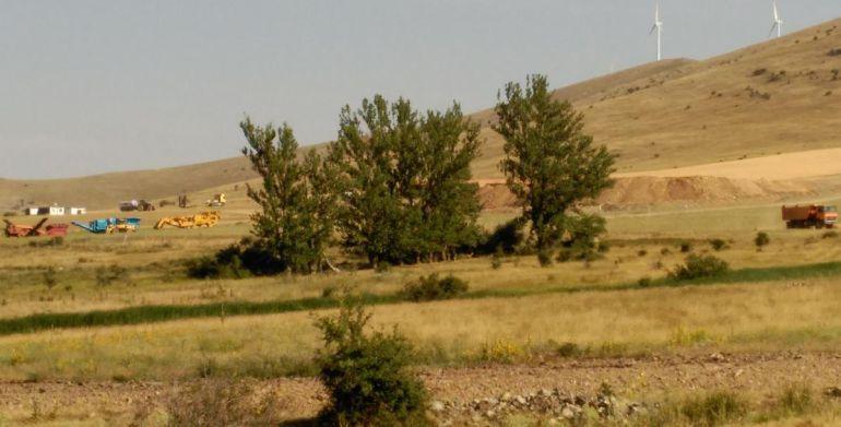 Asden – Ecologistas en Acción denuncian un presunto vertido al río Manubles