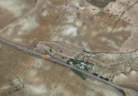 Terrenos donde podría instalarse el parque temático en Toledo