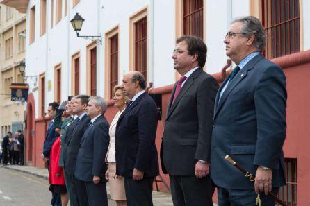 Zoido subraya en Badajoz el carácter de servicio público de la política