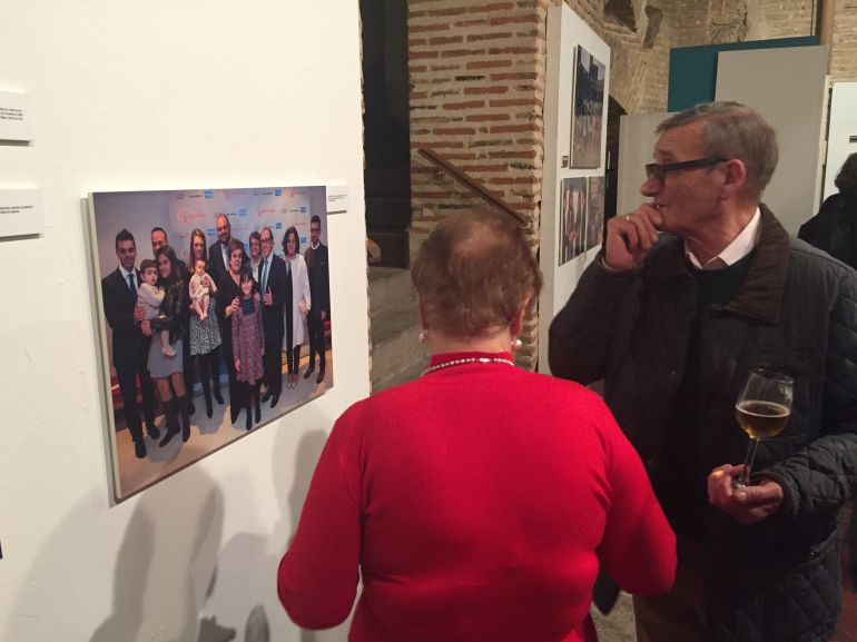 """Exposición de El Norte de Castilla """" Un año en imágenes """""""