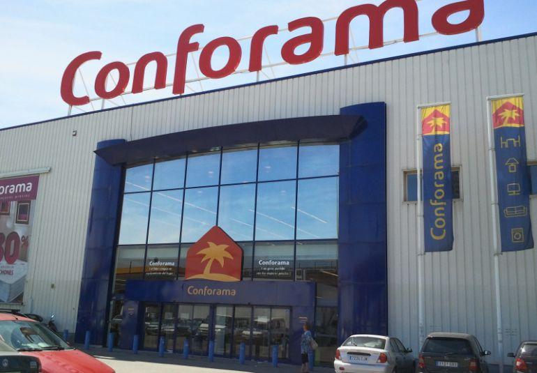 Conforama abrir una tienda en cantabria que crear 50 for Muebles torrelavega