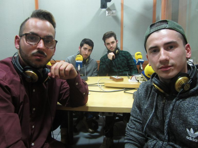 Vu Busted en Radio Córdoba
