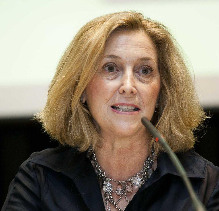 La delegada del gobierno en Madrid,Concepción Dancausa