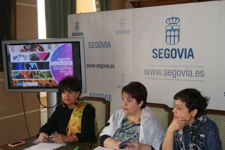 Presentación Agenda Cultural de Segovia