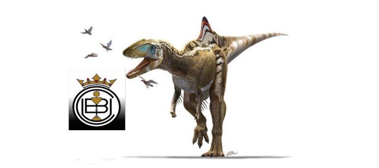 """""""Pepito"""", la nueva mascota del Conquense que nació hace 130 millones de años"""