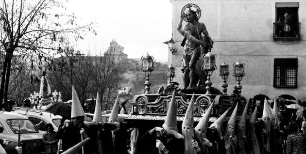 Procesión de Paz y Caridad de 1968.