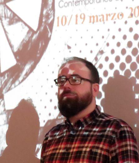 Pablo de María es el director del festival