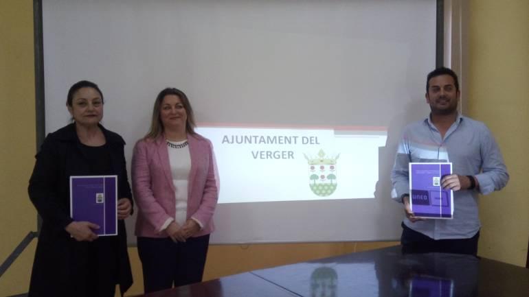 Presentación del I Plan de Igualdad de Oportunidades de El Verger