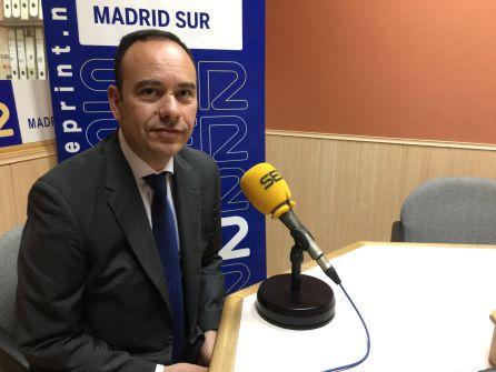 Javier Domínguez, gerente de Suzuki Madrid
