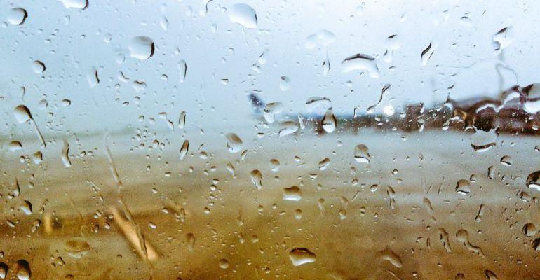 En apenas 5 meses ha llovido lo mismo en Albacete que en todo el año hidrológico anterior