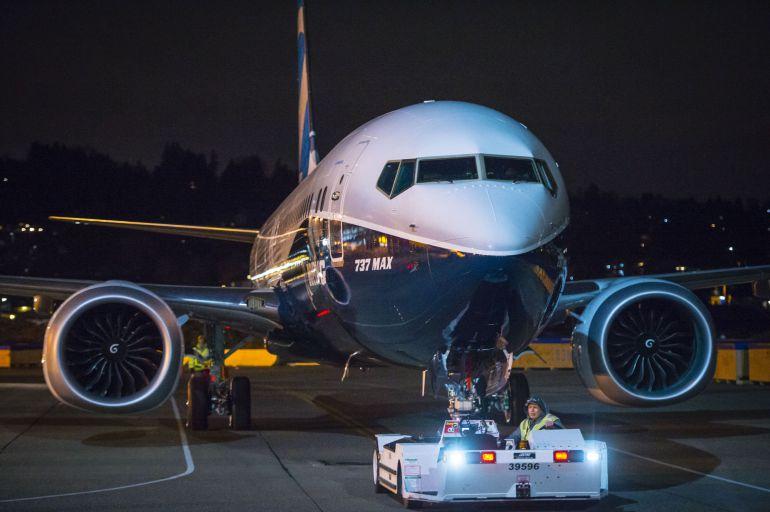 Caída de viajeros en el aeropuerto salmantino