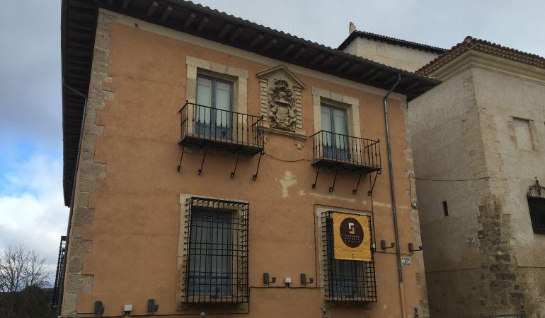 La Casa-Museo Zavala, sede de la Fundación Antonio Saura
