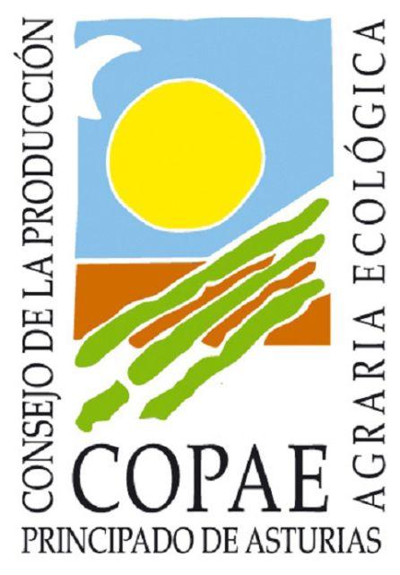 Etiqueta del Consejo de la Producción Ecológica del Principado de Asturias