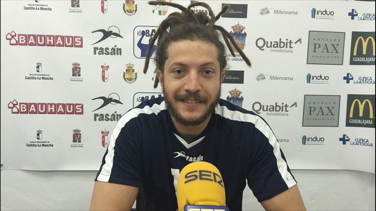 Fabio Chiuffa está en la agenda del ABANCA Ademar
