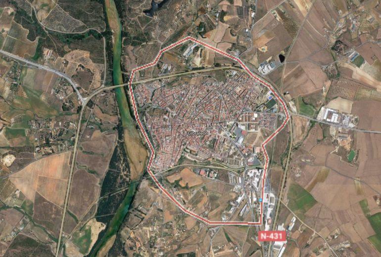 Los hechos se produjeron en una finca de Gibraleón (Huelva).