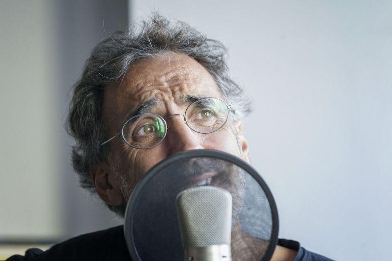 Rafa Sánchez, artesano de las canciones.